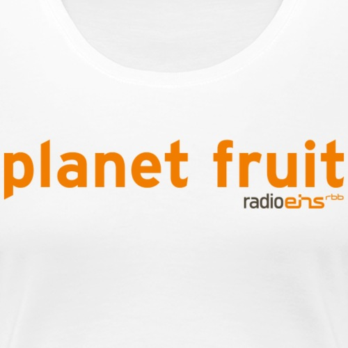 radioeins planet fruit orange