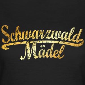 Schwarzwaldmädel Classic Vintage Gold