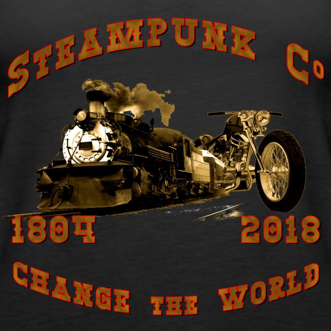 Steampunk Co. Vintage | Lady Tank Top
