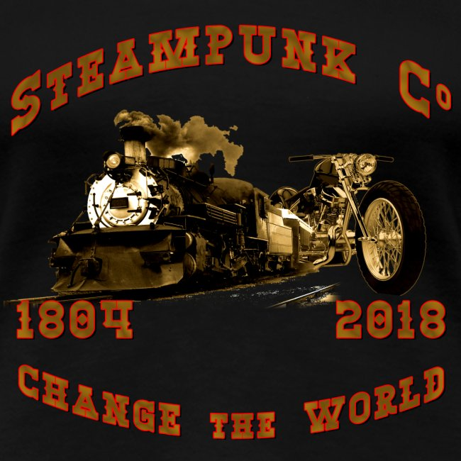 Steampunk Co. Vintage | Lady Shirt