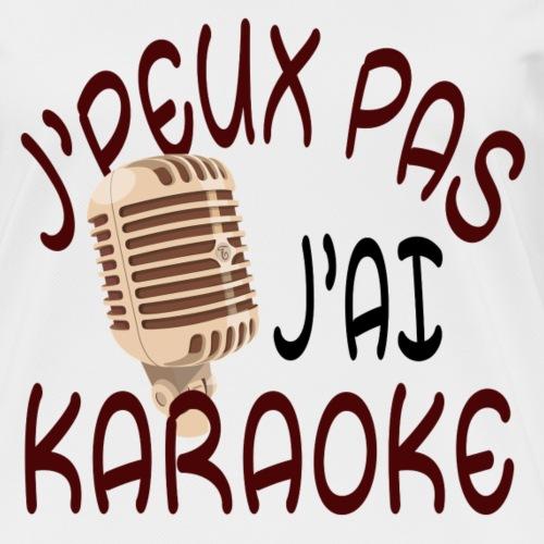 J'PEUX PAS J'AI KARAOKE