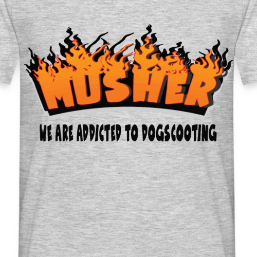 Musher Spreadshirt