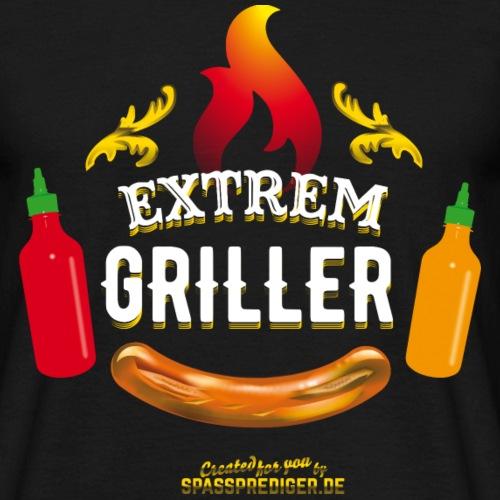 Grill T Shirt Design Extremgriller