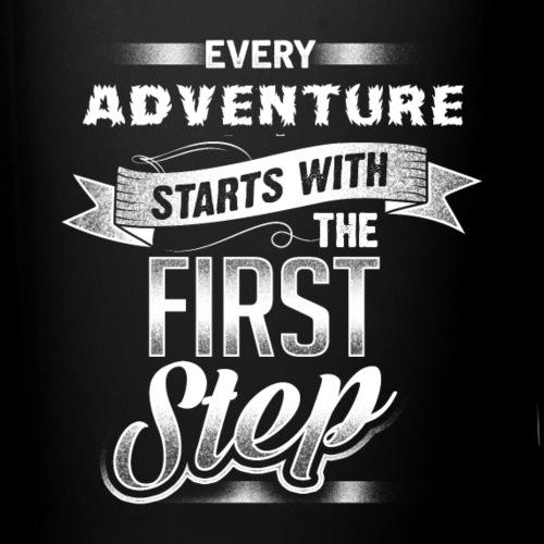 Adventure first step