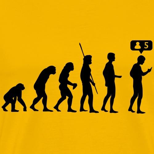 Evolution Follower