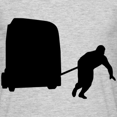 Strongman Truck Pull
