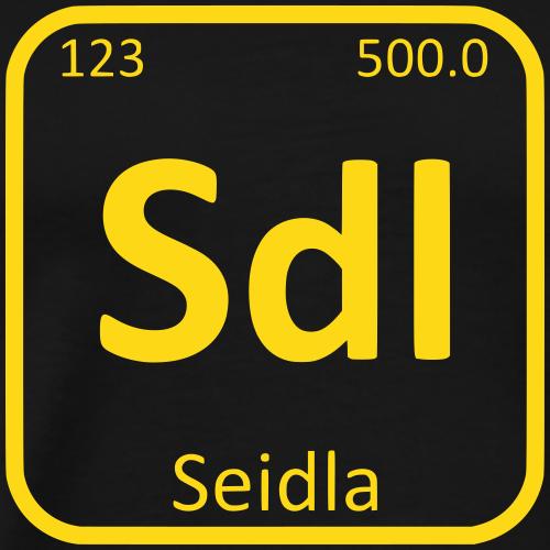 Element Chemie Physik Seidla
