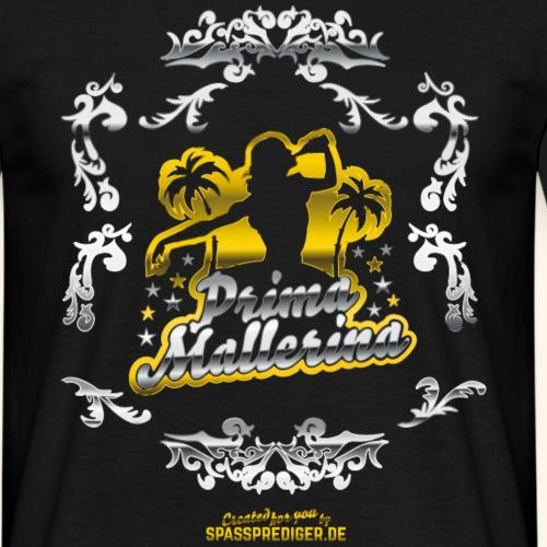 Mallorca-Shirt-Design Prima Mallerina