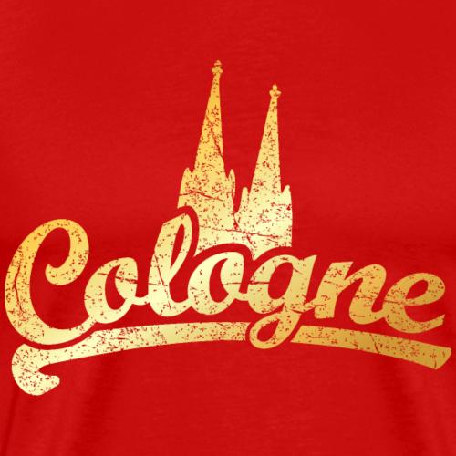 Cologne Classic Köln Design (Vintage Gold)