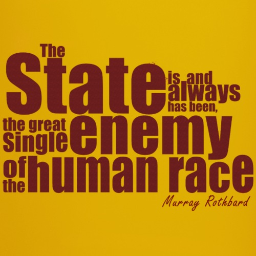 enemy human race rothbard