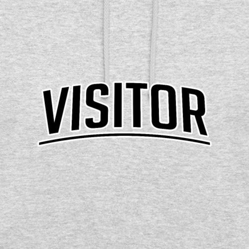 - Visitor-Schriftzug -