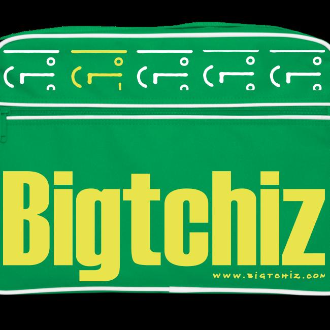 Big Baggy Tchiz Yellow