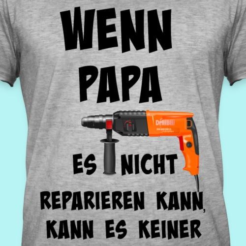 Wenn Papa