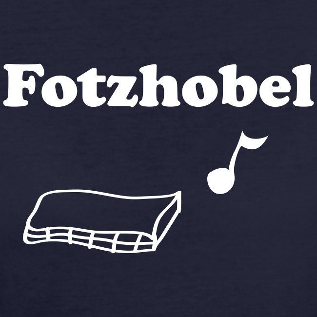 Fotzhobel | T-Shirt | Damen