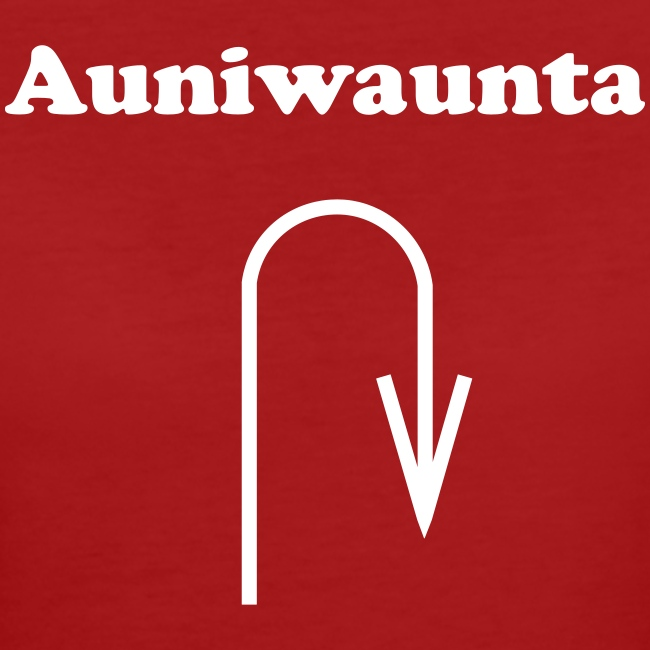 Auniwaunta  | T-Shirt | Damen