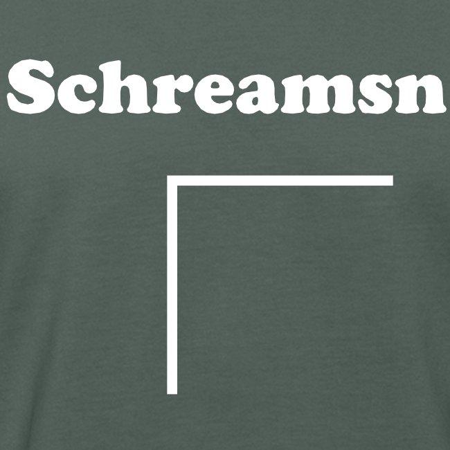 Schreamsn  | T-Shirt | Herren