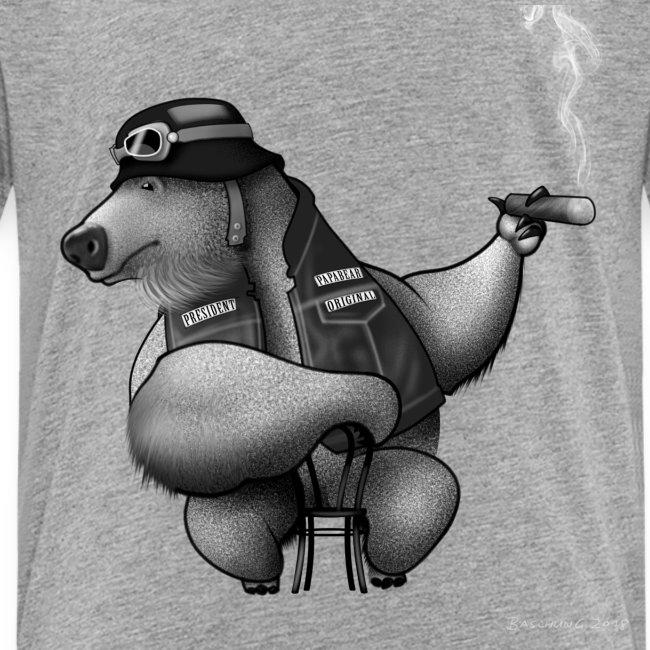 Bear Biker