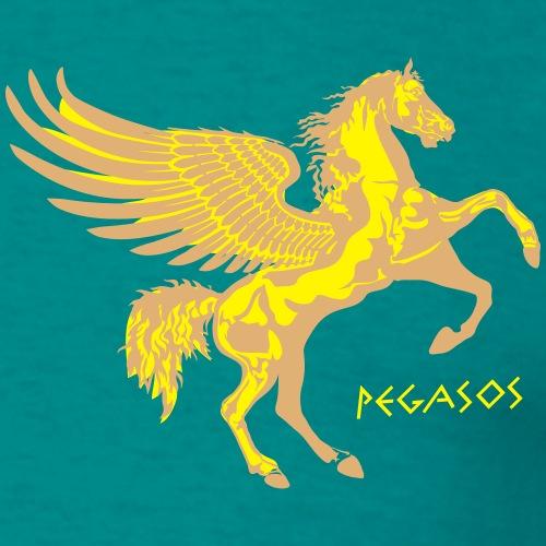 Pegasos Horse Gold