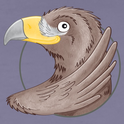 tollkühner Steinadler