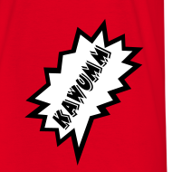 Motiv ~ Kawumm Comic-Shirt