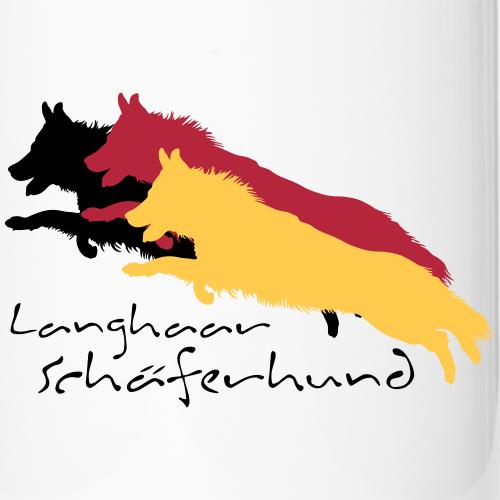 Langhaar schäferhund