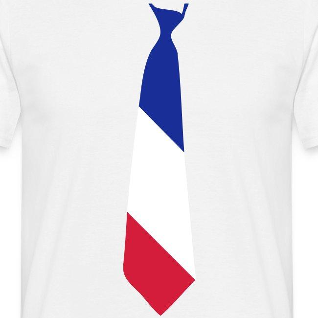 performance fiable nouveaux prix plus bas dernières tendances de 2019 Une cravate française originale... 3C | Mannen T-shirt