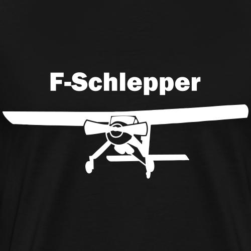 Flugzeugschlepp Wilga