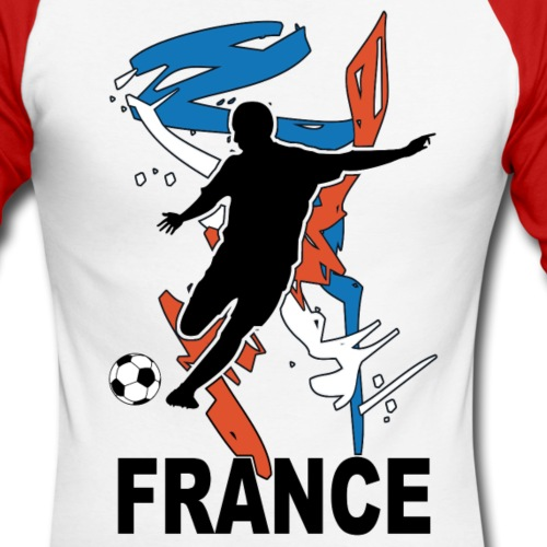 Football Bleu Blanc Rouge