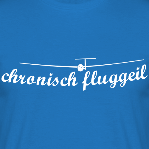 Chronisch Fluggeil Segelflieger