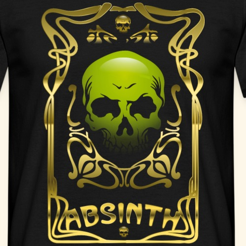 Absinth T-Shirt Design