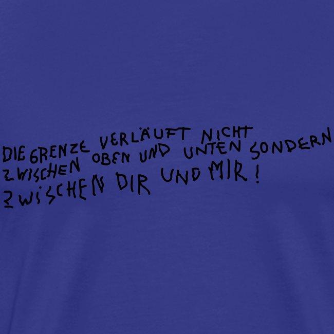 Graffiti: Zwischen Dir und Mir