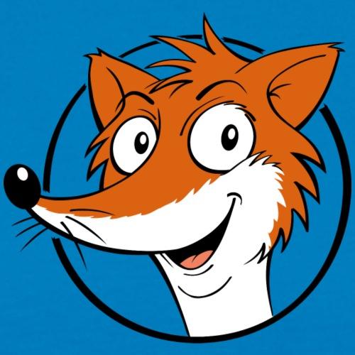 Fuchs farbig