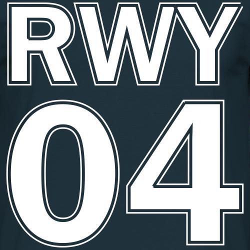 Runway 04 Pilot Segelflieger fliegen Geschenk