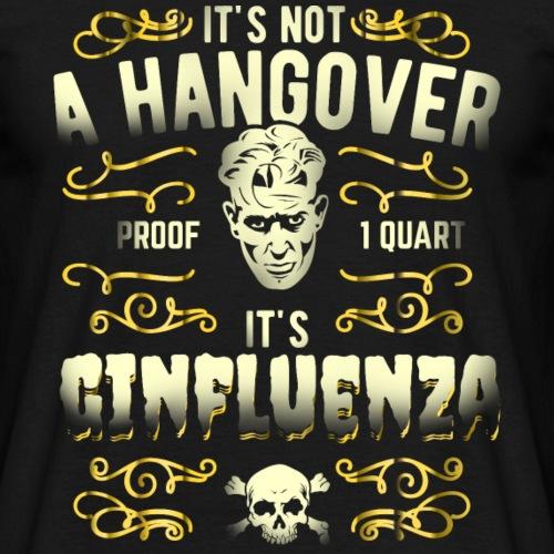 Funny Gin Shirt Ginfluenza