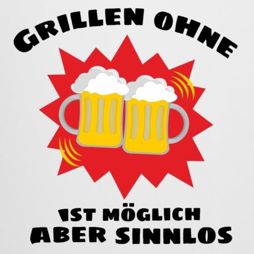 Grillen ohne Bier