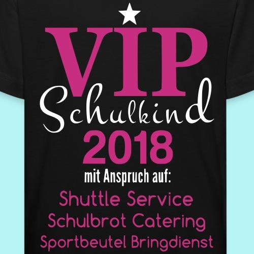 VIP Schulkind 2018