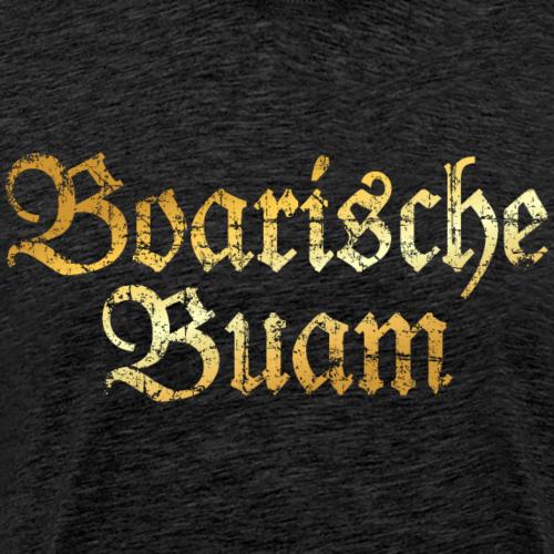 Boarische Buam - Bayerische Buben (Vintage Gold)
