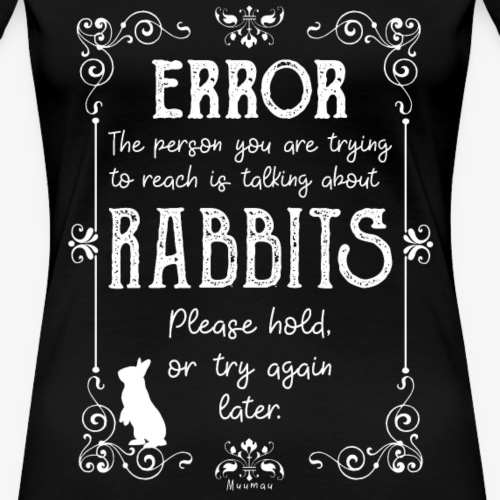 Error Rabbits