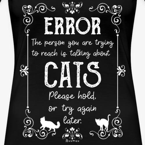 Error Cats