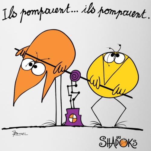 Les Shadoks pompent - 02