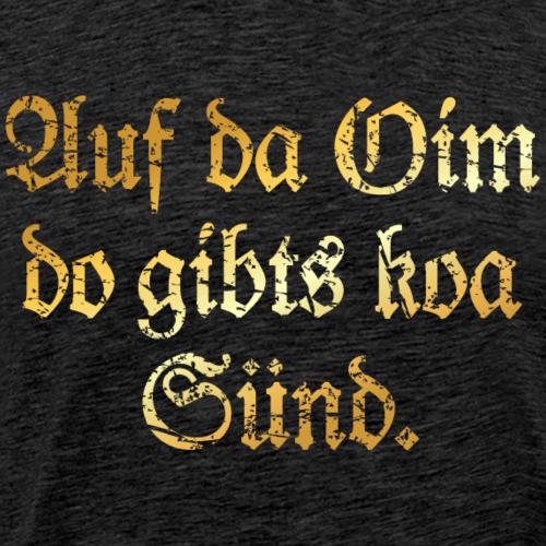 Auf da Oim (Vintage Gold)