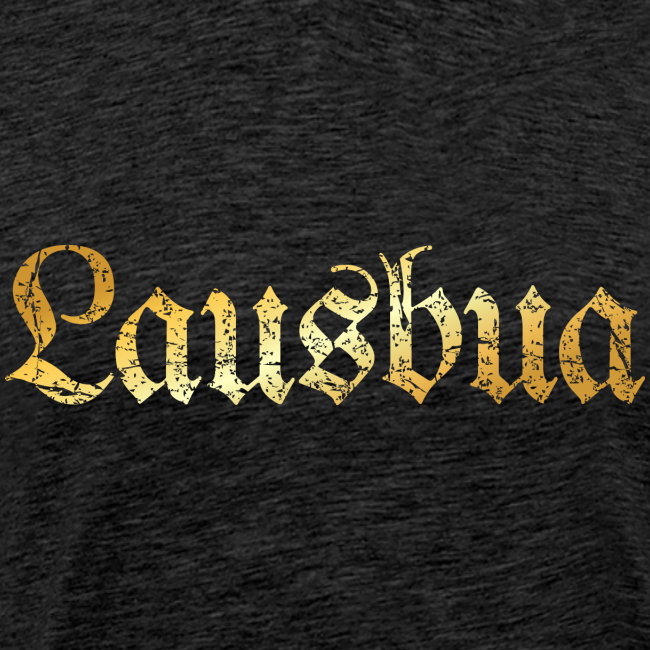 Lausbua T-Shirt (Vintage Gold)