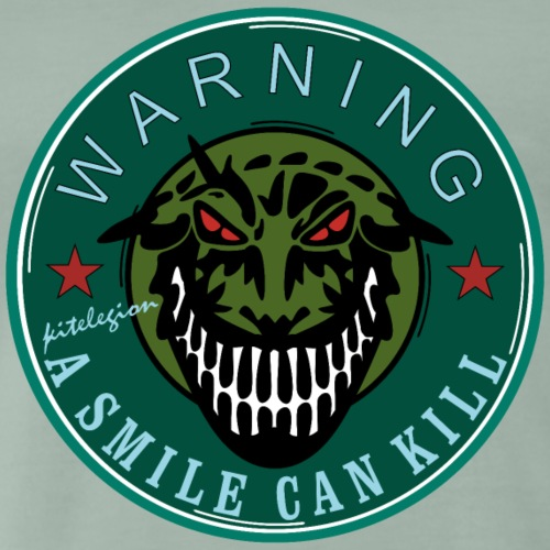 a smile can kill x