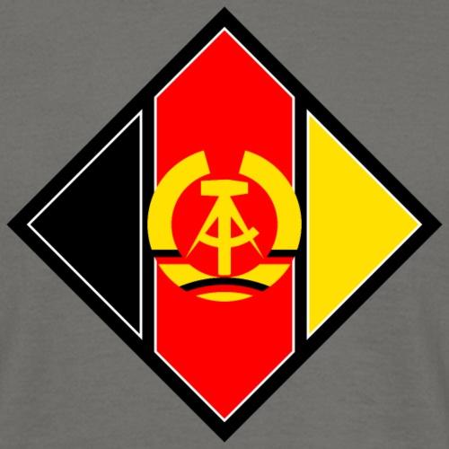DDR Wappen stilisiert