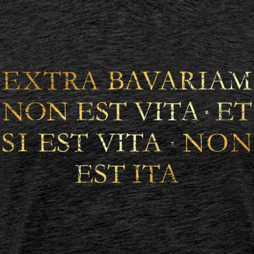 Extra Bavariam (Vintage Gold)