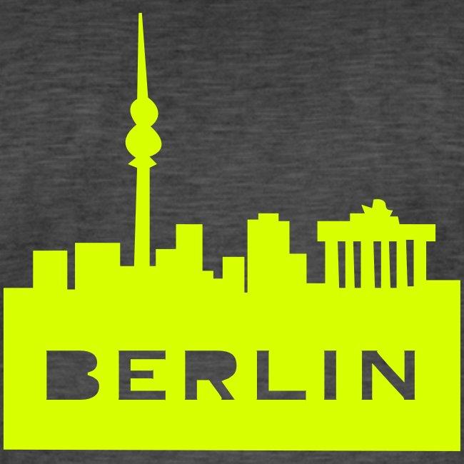 BERLIN BERLIN - Berlin Skyline und Berlin Shirts #Berlin