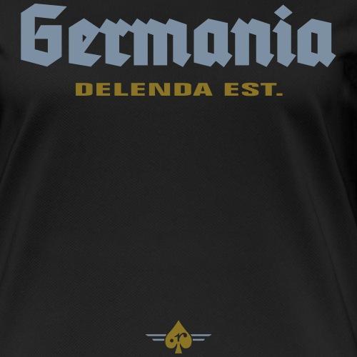 Germania delenda est