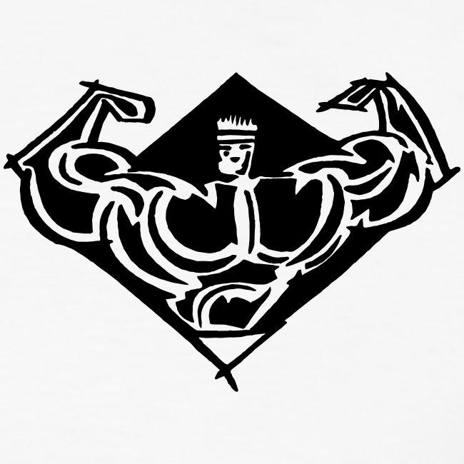 Comet Gym T-shirt (2-färgad)