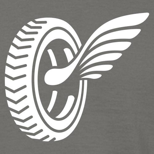 KFZ Abzeichen Reifen und Flügel