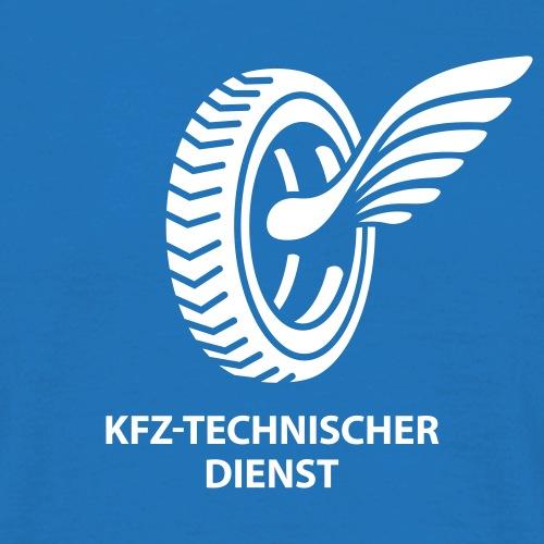 KFZ-technischer Dienst Abzeichen